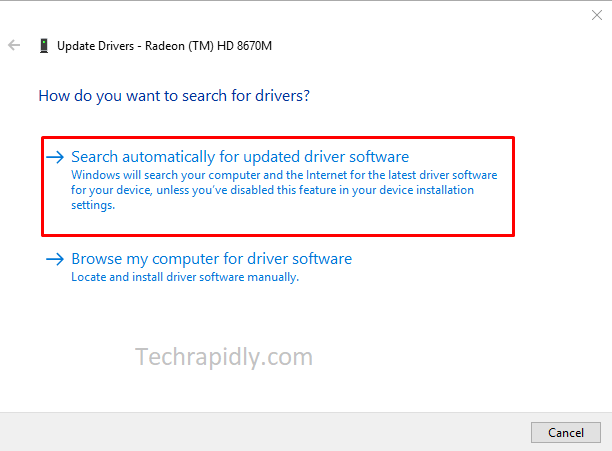 Install and Updates Windows 10 drivers easily