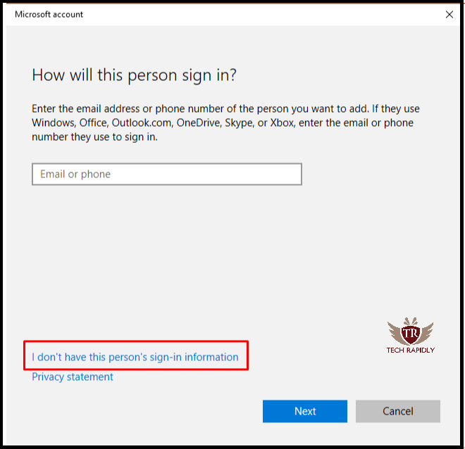 How to create a live email account