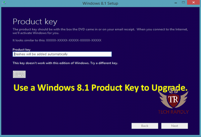 Get Genuine Windows 8.1 Product key of 2018 [100% Working]