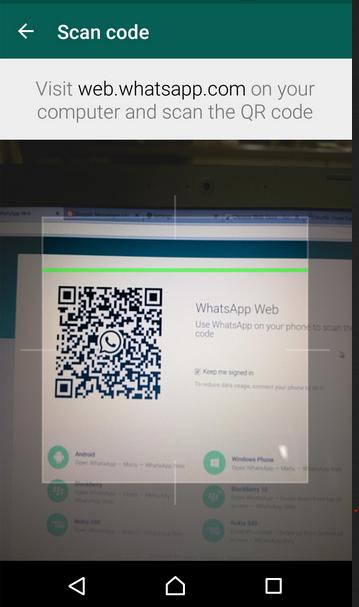 use WhatsApp on Windows