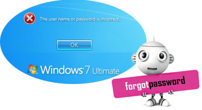 Login Windows 7 without Knowing Password