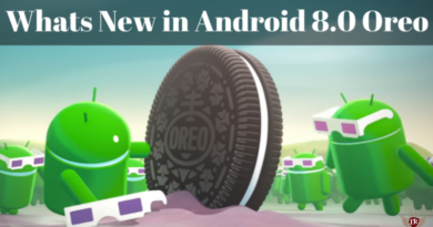 New Features in Android 8.0 Oreo