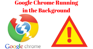 Permanently Stop Google Chrome From Running in the Background