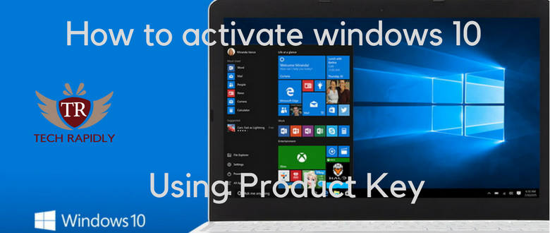 How to activate windows 10 using product keywindows 10 activator ccuart Gallery