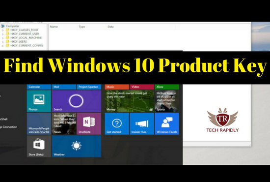 Windows 10 Product Key Activation-Find Windows 10 Product Key