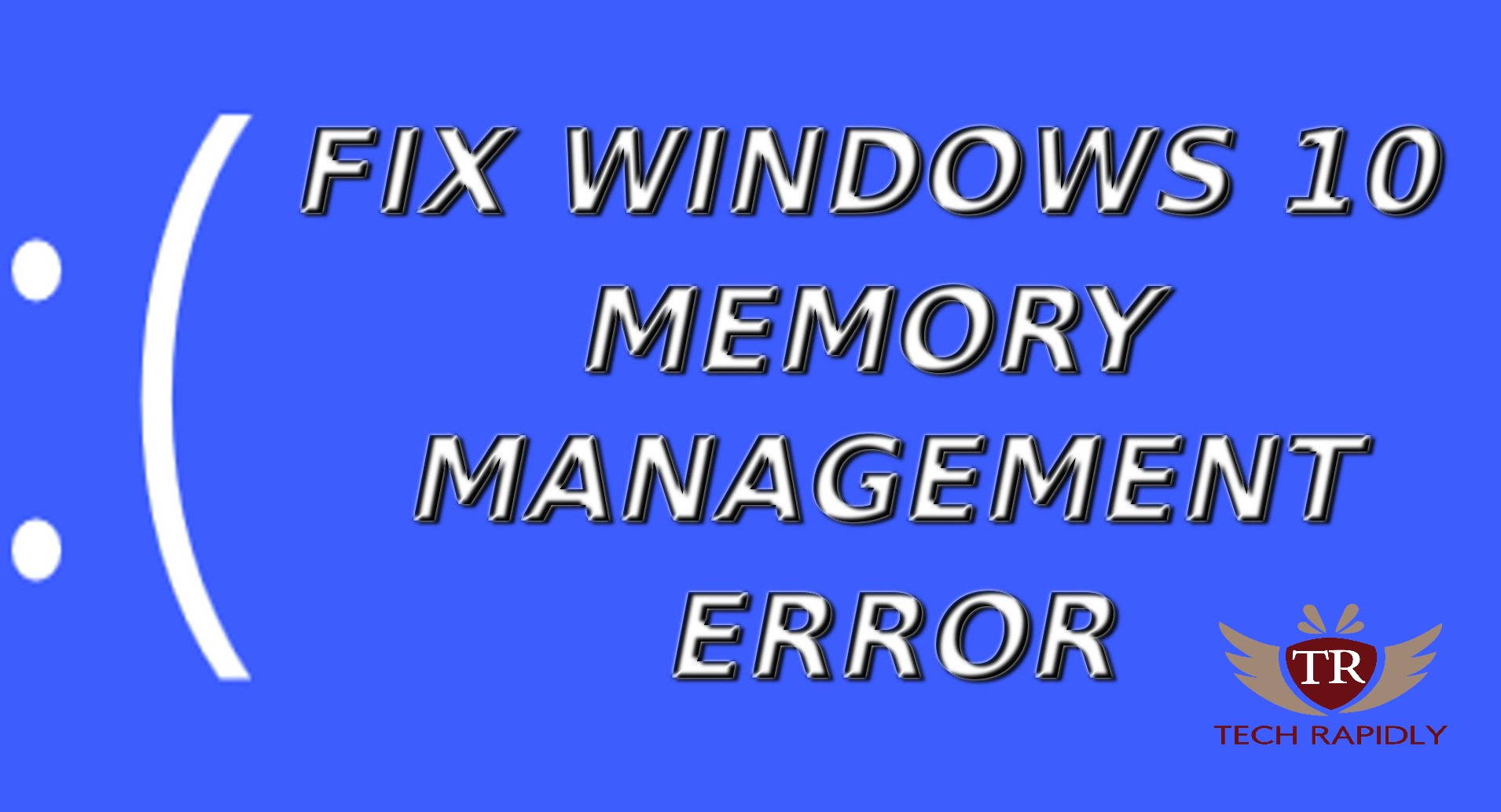 blue screen of death memory management windows 10