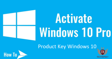 Windows 10 Pro Product Key free