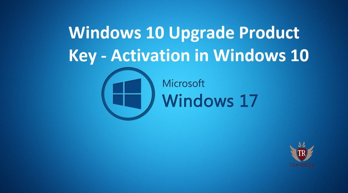 window 10 activation key