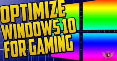 Methods to Optimize Windows 10 for Gaming