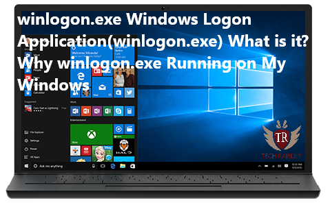 winlogon.exe Windows Logon Application(winlogon.exe) What is it Why winlogon.exe Running on My Windows
