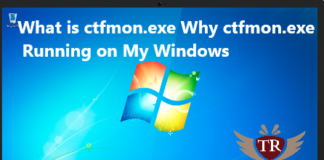 What is ctfmon.exe Why ctfmon.exe Running on My Windows