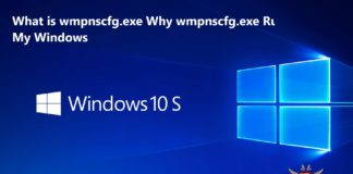 What is wmpnscfg.exe Why wmpnscfg.exe Running on My Windows