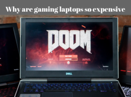 why are gaming laptops so expensive